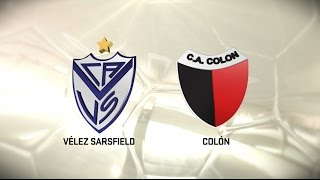 Velez Sarsfield vs Colon de Santa Fe full match
