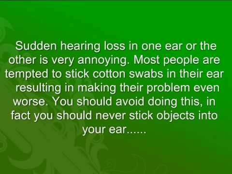 how-to-cure-muffled-hearing-in-one-ear