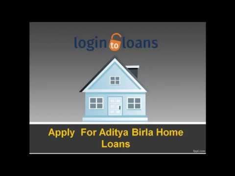 Online Aditya Birla Home Loans, Apply For Home Loans Online,  Aditya Birla Home Loans