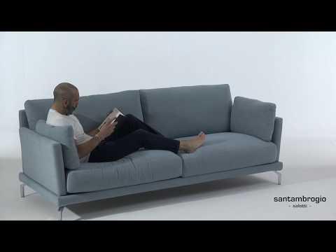 Divano moderno Beatrice - Modern sofa Beatrice