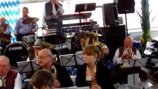"""Odenwald Walzer - """"Holstein-Lied"""" - Möhnsener Musikanten auf dem Oktoberfest in Trittau"""