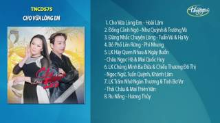 CD Cho Vừa Lòng Em (Nhạc Vàng Muôn Thuở)