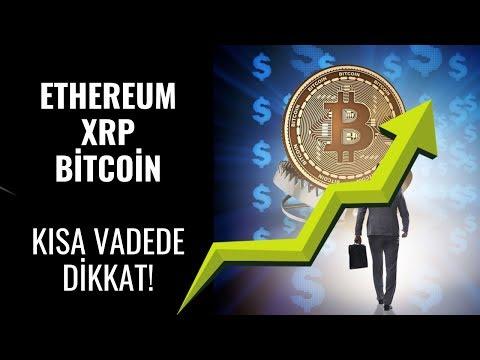 Bitcoin, Ethereum, Xrp Yükseliş Devam Edecek mi? Alım Yerleri Neresi?? 22.05.2019