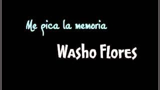 Washo - Me pica la memoria