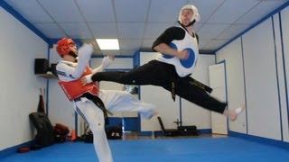 TKD Test of Skills ( Blood Brothers)