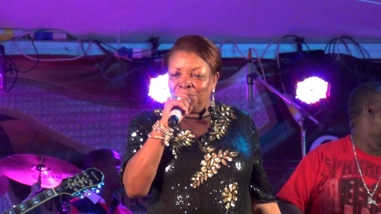 Download I've Been Trying To Get Over You - Judy Boucher - Red Affair Event - Grenada - 2014