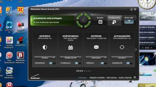 "Activar el mejor antivirus 2012 ""BitDefender"" por 12703 días"