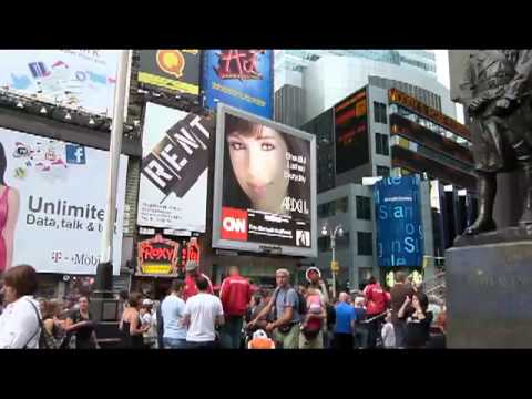 3af7b6e438d Ardell Lashes Spot In Times Square New York - Distributed by Nazih Group  مجموعة نزيه