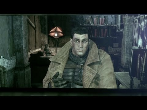 Batman: Arkham City - Identity Theft (Hush) - Side Mission Walkthrough