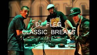 DJ FLEG :: LIONZ OF ZION :: CLASSIC BREAKS MIXTAPE
