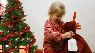 Baby have got a surprise in a BIG pack on Christmas.  Lets open it together