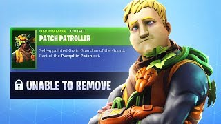 Fortnite used me as a skin advertisement...