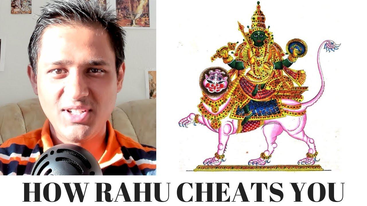 HOW RAHU CHEATS YOU – OMG Astrology Secrets 107
