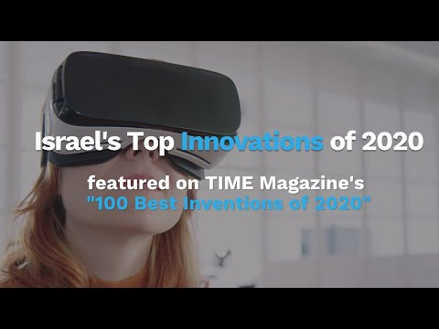 Israel's Top Inventions Of 2020