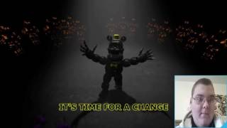 [ Fnaf Sfm] Shadows of the Past Trailer By Zacju37 Reaction!!!