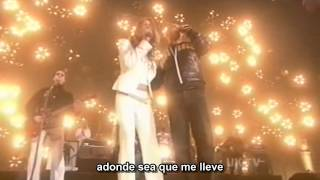 Robbie Williams And Joss Stone Angels Live