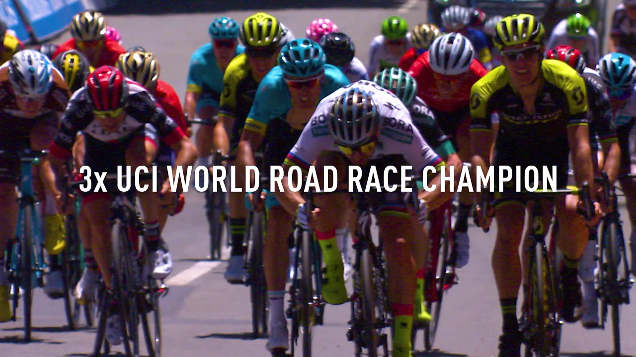 Peter Sagan is coming back to the Santos Tour Down Under - YouTube 39f09a5e7
