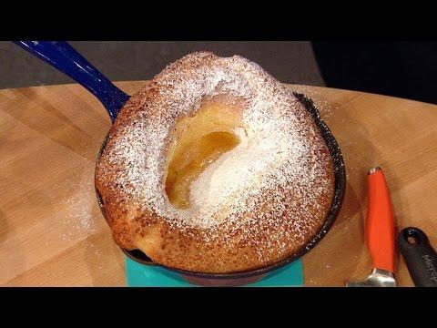 Melissa Clarks' German Pancake (aka Dutch Baby)