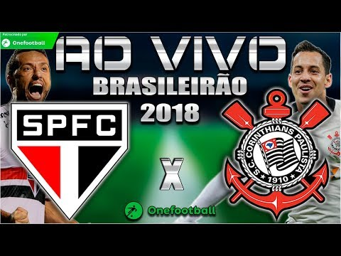São Paulo 3x1 Corinthians | Brasileirão 2018 | Parciais Cartola FC | 21/07/2018