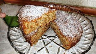 Пирог Без яиц и молока Не думала что получится такой воздушный и вкусный Пирог