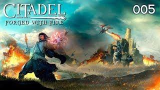 Unsichtbare Elfen o.O ★ CITADEL: FORGED WITH FIRE  #005 [Gameplay German | Deutsch]