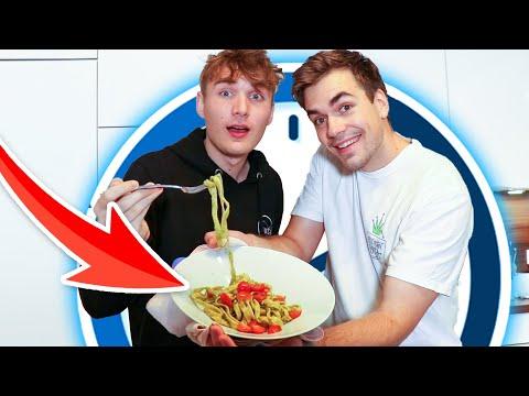 Ein Tag persönlicher Koch für @Marius Angeschrien 🥞 - MAX