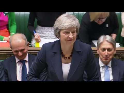 Prime Minister's Questions: 14 November 2018