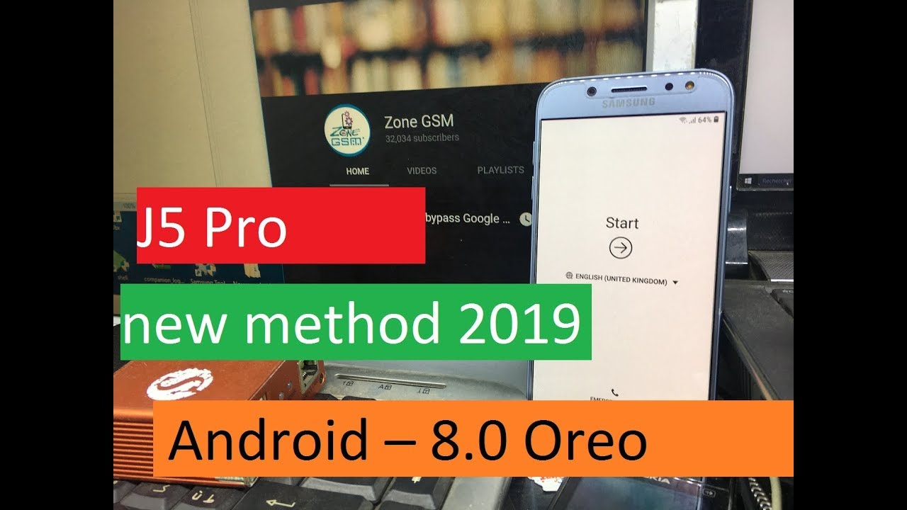 new method 2019 Bypass Google Account Samsung J5 Pro | J530Y/DS Android –  8 0 Oreo