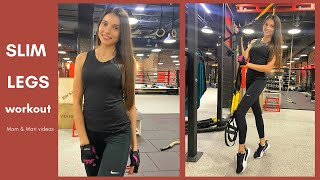 Glutes Slim legs Workout for beginners