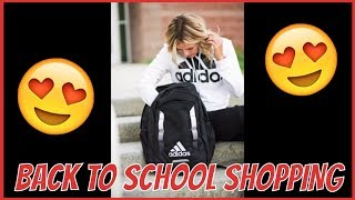 BACK TO SCHOOL SHOPPING | THE LEROYS