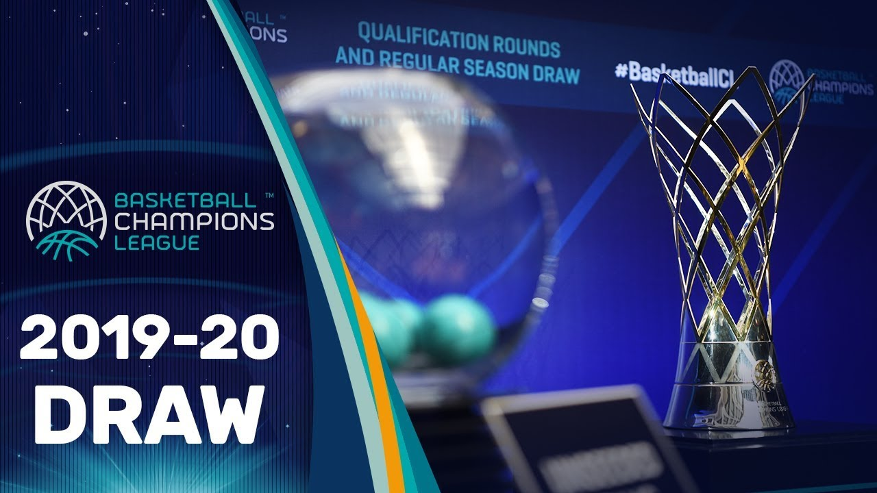 2019 20 Qualification Rounds And Regular Season Draw Basketball Champions League