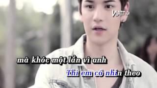 Karaoke Em Có Yêu Anh Không l Khánh Phương
