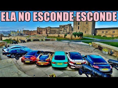 MINHA NAMORADA NO ESCONDE ESCONDE - FORZA HORIZON 4 - GAMEPLAY thumbnail