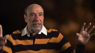 "The Grand Budapest Hotel: F. Murray Abraham ""M. Moustafa"" On Set Movie Interview"