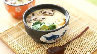 晓食堂第14集 茶碗蒸 chawanmushi