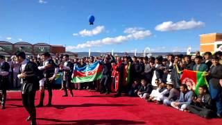 Kastamonu Universiteti  Azərbaycan rəqsi (Türkiyə)