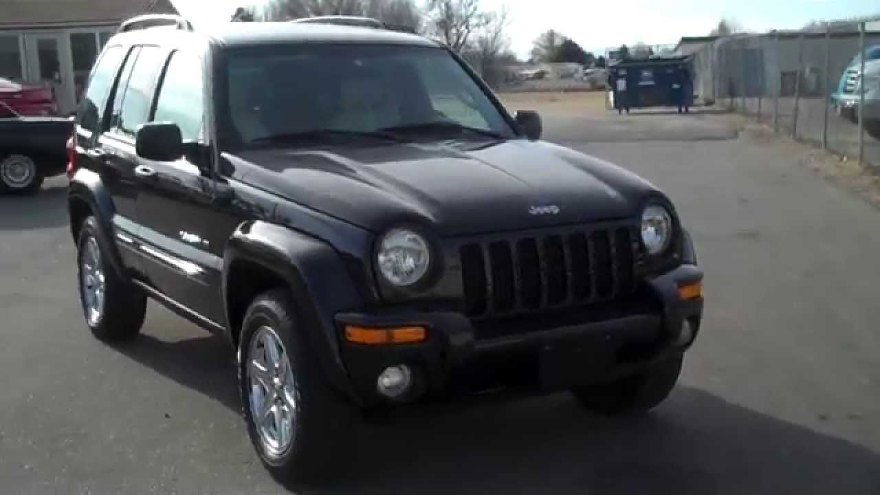 2004 jeep liberty limited 4x4 geoff smartt. Black Bedroom Furniture Sets. Home Design Ideas