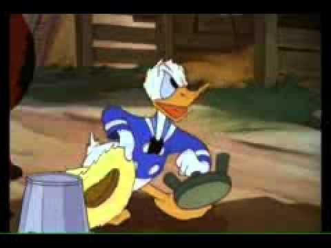 D Duck Cartoon Donald Duck sfx - Old ...
