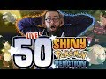 50 ULTRA LUCKY SHINY POKÉMON REACTIONS! Pokémon Sun & Moon Live Shiny Reaction Montage