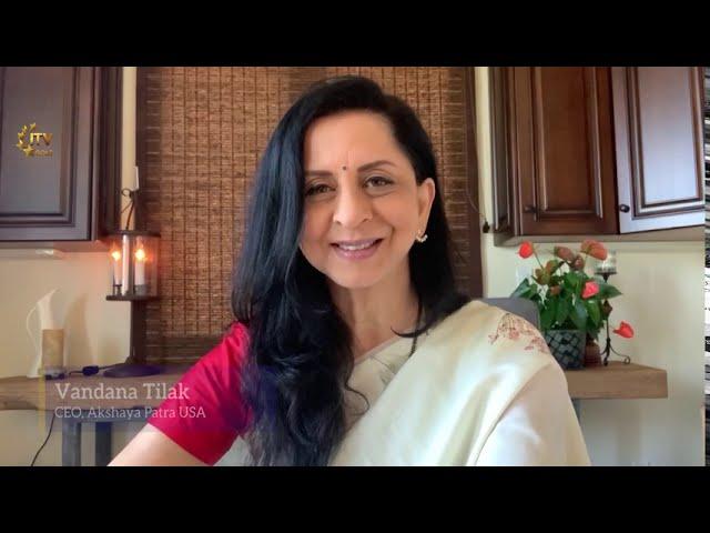 Akshaya Patra Virtual Gala 2020 Raises $950,000 - Technology for Change - Texas
