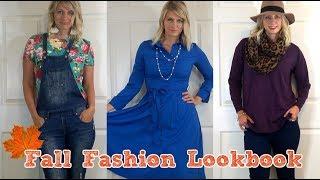 Fall Fashion Look Book   Size 8/10