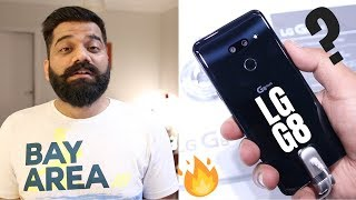 LG G8 ThinQ Hands on & First Look - HandID, Air Motion & more...????????????