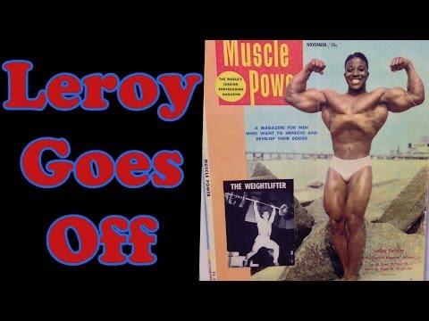LEROY GOES OFF!! - Leroy Colbert\'s Perspective