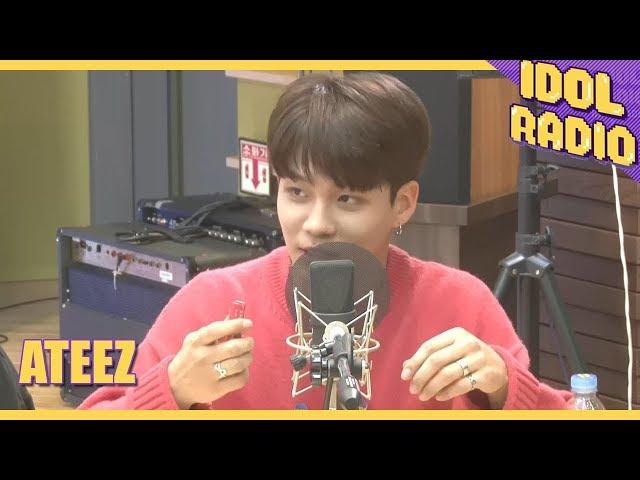 [IDOL RADIO] 우영과 종호의 보물!♡♥(feat.Lip밤 덕후)
