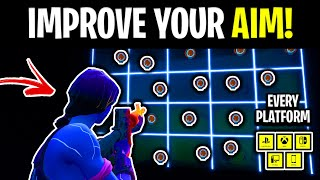 How to Improve Your Aim in Fortnite! (PC + CONSOLE)