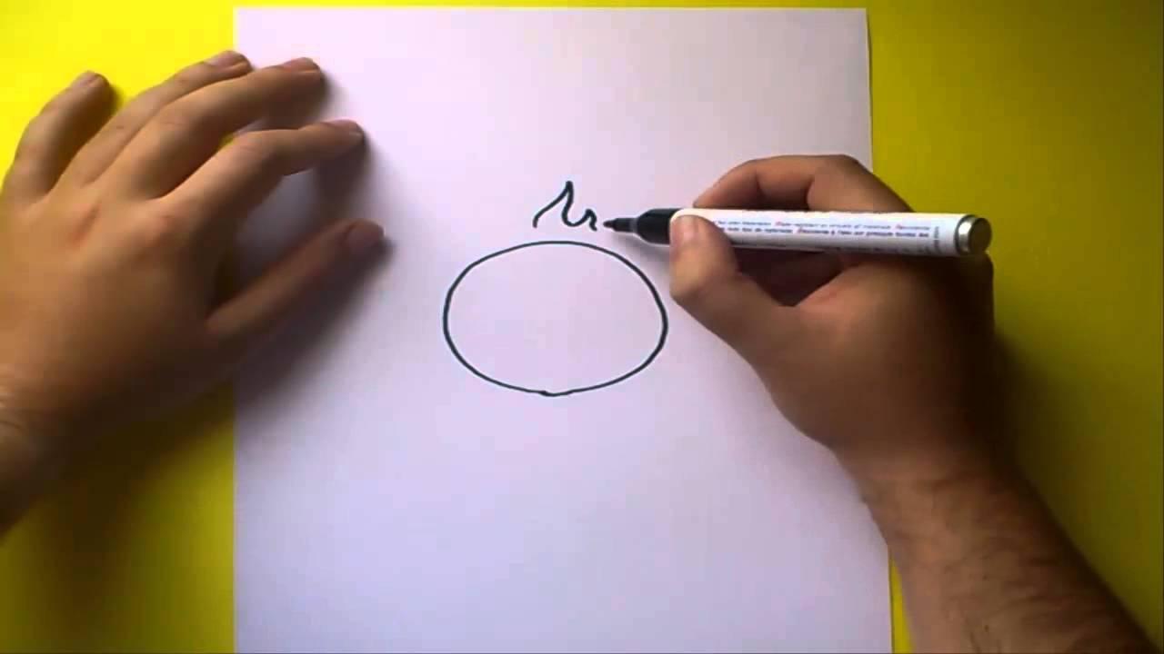 Como Dibujar Un Sol Paso A Paso How To Draw A Sun Youtube