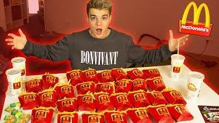 100€ McDonalds Monopoly + Obdachlosen eine Freude machen! 😇