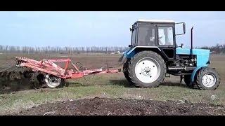 АТ19 Глубокая культивация как залог будующих урожаев