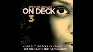 Salah Ananse -  When I Call (from the LP BamaLoveSoul On Deck 3)