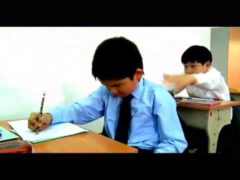 How would your children draw you? - Children - Central Asia